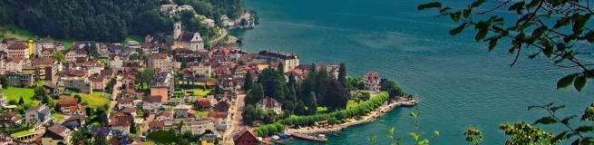 Gersau, mein Dorf am See